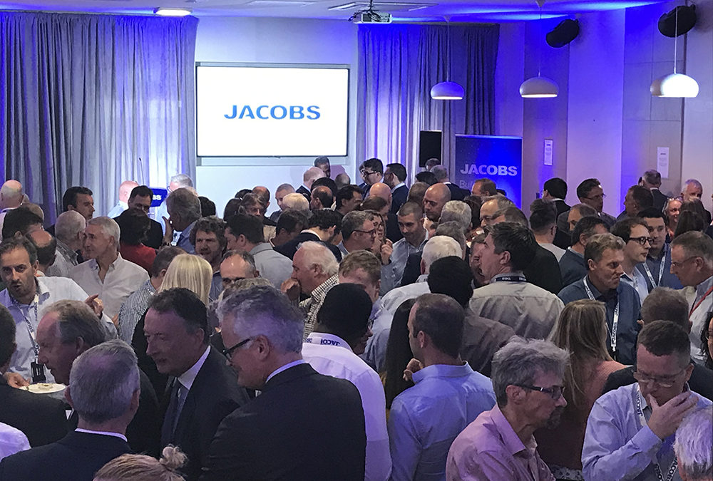 Jacobs Office Expansion & Jobs Announcement