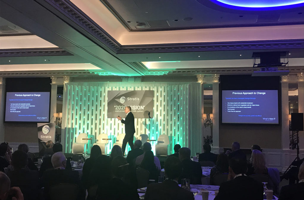 Stratis Consulting Employment Relations Summit – Vision 2020